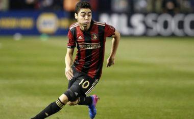 Newcastle thyen rekordin e klubit, transferon mesfushorin paraguaian Almiron