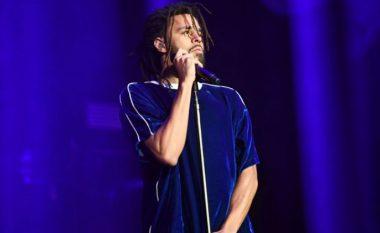 J. Cole performon në pushim të pjesës së parë të NBA All Star