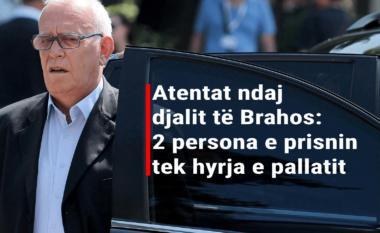 Atentat ndaj djalit të Spartak Brahos: 2 persona me kallashnikov e prisnin tek hyrja e pallatit