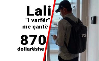 """Kryebashkiaku """"modest"""" i Tiranës me çantë 870 dollar në Romë! (FOTO LAJM)"""