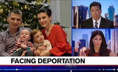 Familja shqiptare në SHBA përballet me dëbimin pas gabimit njerëzor: Na lejoni të qëndrojmë!
