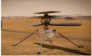 Helikopteri me madhësinë e një Chihuahua do të eksplorojë planetin Mars