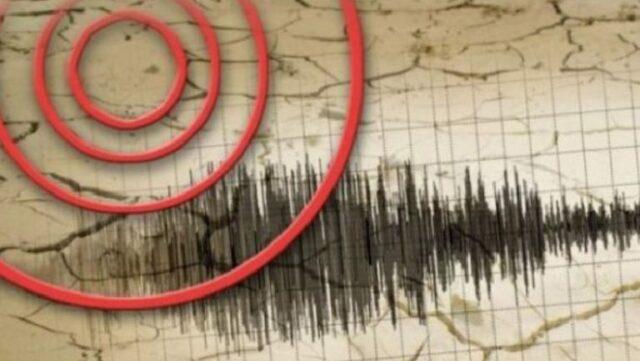 Lëkundje tërmeti në Shqipëri, zbuloni ku ishte epiqendra (FOTO LAJM)