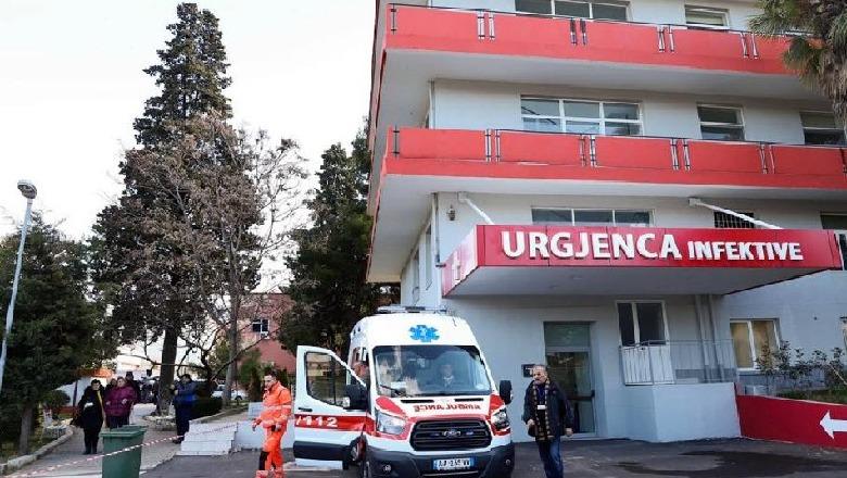 E FUNDIT/ Asnjë humbje jete nga COVID-19 në Shqipëri, vetëm 7 pacientë në spital