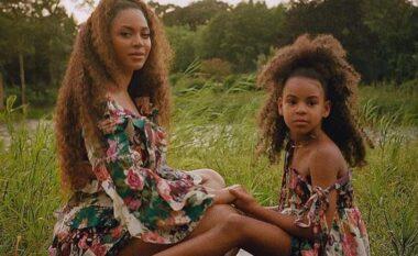 """""""Bëmë mama të të ngjaj,"""", vajza 9-vjeçare e Beyonce fitoi një Grammy"""
