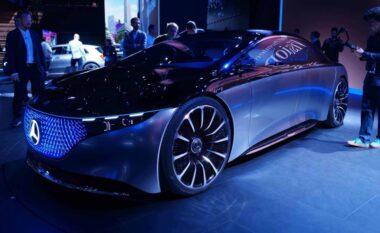 Mercedes EQS bëhet realitet, modeli me baterinë më të madhe në treg (FOTO LAJM)