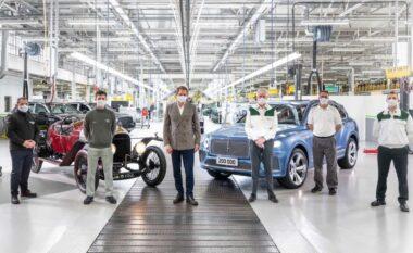 Bentley prodhon veturën e 200,000-të për 102 vjet (FOTO LAJM)