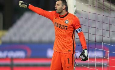 Interi rikuperon Handannovic, De Vrij, D'Ambrosio dhe Vecino ende pozitivë