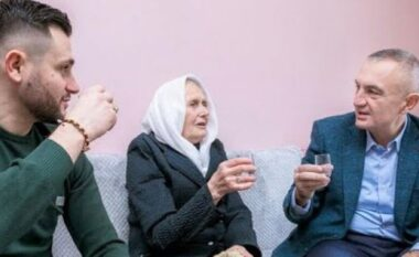"""Bes Kallaku nxjerr """"zbuluar"""" Ijen, publikon bisedën me Ilir Metën: Me shoqni pra! (FOTO LAJM)"""