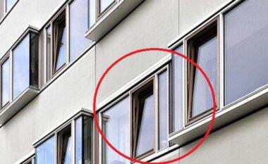 E dhunonte gruaja vazhdimisht, burri hidhet nga dritarja e banesës