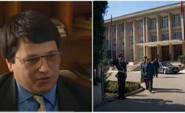 Pas në kohë, kur Bashkim Fino i shkoi në zyrë Berishës për postin e Kryeministrit (VIDEO)