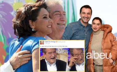 """Sot krah Ramës e Veliajt, koha kur Çiljeta i shprehte """"dashurinë"""" Sali Berishës: Je jetë! (FOTO LAJM)"""