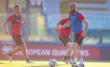 Pas Roshit e Kamberit, një tjetër futbollist i Kombëtares në dyshim për ndeshjen e sotme