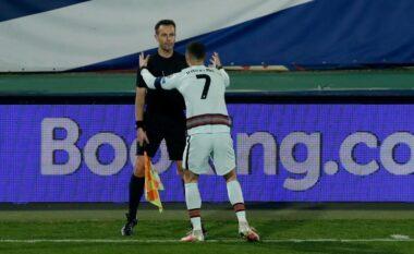 """I bëri """"gjëmën"""" duke i anuluar golin e rregullt, reagon për herë të parë arbitri kryesor i ndeshjes"""