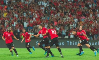 Publikohet formacioni zyrtar i Shqipërisë ndaj Andorras FOTO LAJM)