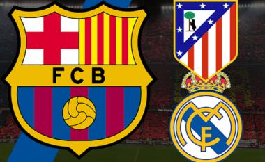 Statistikat: Ja kush favorizohet për titullin e La Liga