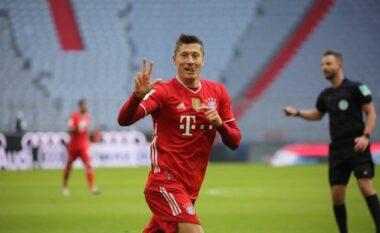 Bayerni edhe pse me një lojtar më pak, fiton ashtu siç e ka zakon ndaj Stuttgartit (VIDEO)