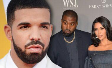 "U divorcua me Kanye West, Drake i ""hedh grepat"" Kim Kardashian"