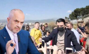 Basha skuq salçiçe me të rinjtë në Elbasan, Rama: PD po bën infektimin masiv (FOTO LAJM)