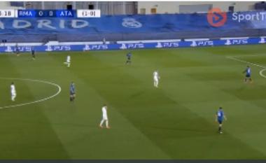 Zhbllokohet sfida, Real Madrid-Atalanta (VIDEO)
