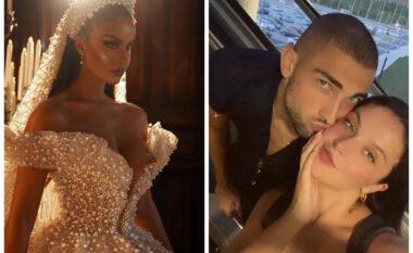 Me fotot e rralla, Eros Grezda i bën urimin romantik Oriolës: Të dua (FOTO LAJM)