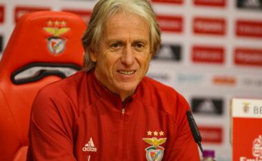 Jorge Jesus largohet nga Benfica, drejt kalimit te klubi legjendar