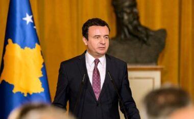 """""""Puna fillon tani"""", Kurti: Shënojmë fillimin e një kapitulli të ri për qytetarët e Kosovës"""