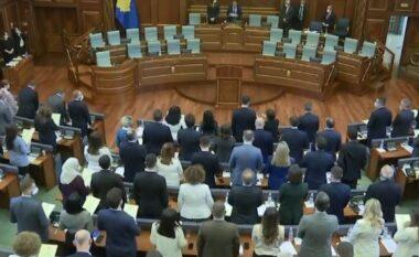 Kërkesa për seancë të jashtëzakonshme për votimin e Qeverisë (FOTO LAJM)