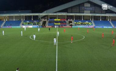Shqipëria zhbllokon rezultatin përballë Andorras (VIDEO)