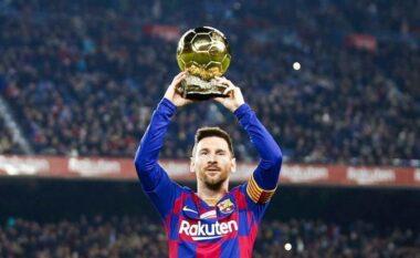 """Messi më i mirë në botë, ja renditja e futbollistëve në """"top formë"""" (FOTO LAJM)"""