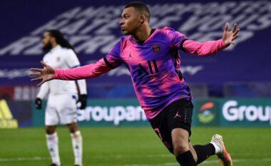 PSG fiton klasiken me Lyon dhe merr kreun (VIDEO)