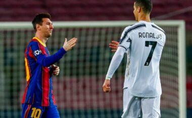 Studimi i CIES, Ronaldo më miri në Serinë A, por Messi mbetet i pakonkurrueshëm