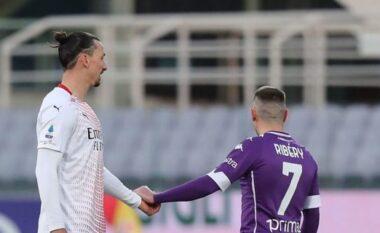 Milani nuk heq dorë nga titulli, triumfon ndaj Fiorentinës (VIDEO)