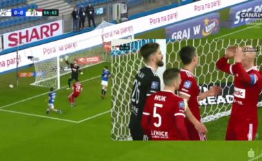 Ky po që është portier, shikoni pritjen spektakolare nga Polonia (VIDEO)