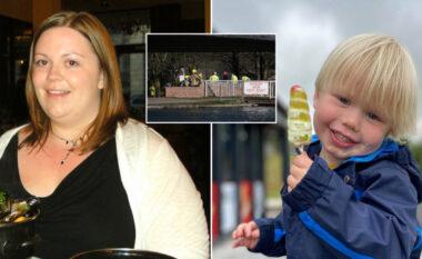 Po ushqente rosat me të ëmën, 3 vjeçari bie në kanal dhe vdes