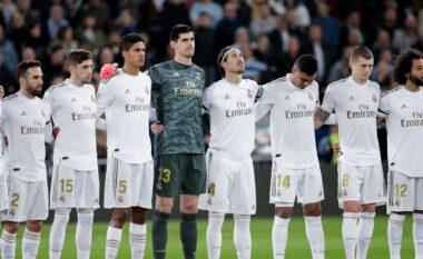 """LISTA/ Ndeshja me Sevillan, Reali i """"copëtuar"""" në mbrojtje (FOTO LAJM)"""