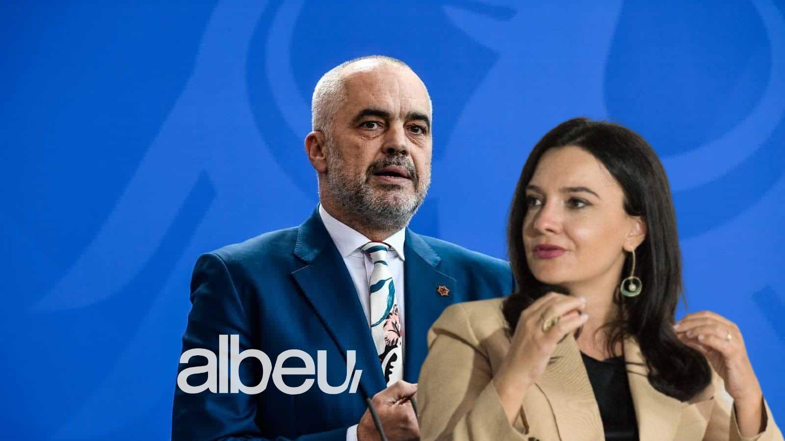 """E quajti """"Skënderbe"""", Rama i kthen lavdet Elisa Spiropalit: Mamica e qeverisë! (VIDEO)"""