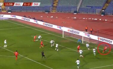 Super Xherdan Shaqiri, realizon ndaj Bullgarisë (VIDEO)