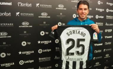 """Jonathan Soriano kurrë nuk e fitoi """"Këpucën e Artë"""", edhe pse rivalizoi Messin e Ronaldon me gola"""