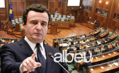 Lista Serbe kërkon dy ministri në Kosovë e kërcënon Albin Kurtin: Nuk të votojmë!
