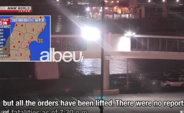 Pamje apokaliptike! Shihni si tërmeti prej 7 ballësh shkund një qytet të tërë (VIDEO)