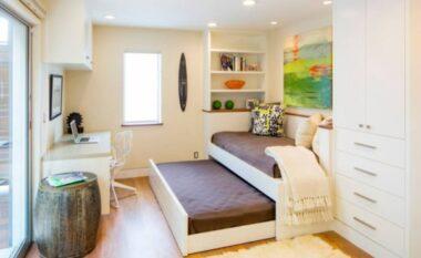 Disa këshilla të vlefshme për dekorimin e dhomave të vogla