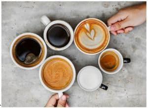 Preferenca jote e kafes tregon shumë për karakterin që ke