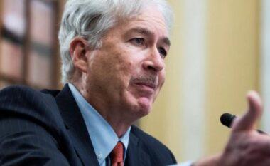 Ish-ambasadori William Burns konfirmohet në postin e Drejtorit të CIA-s
