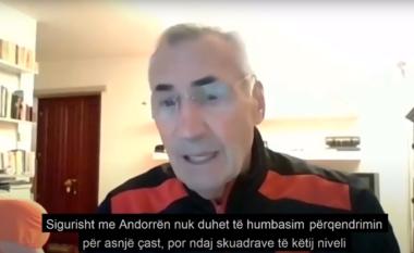 """""""Përqendrim maksimal ndaj Andorras"""", Reja flet pas publikimit të listës"""