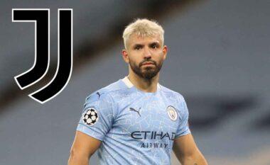 Juventusi i ofron parakontratë Agueros