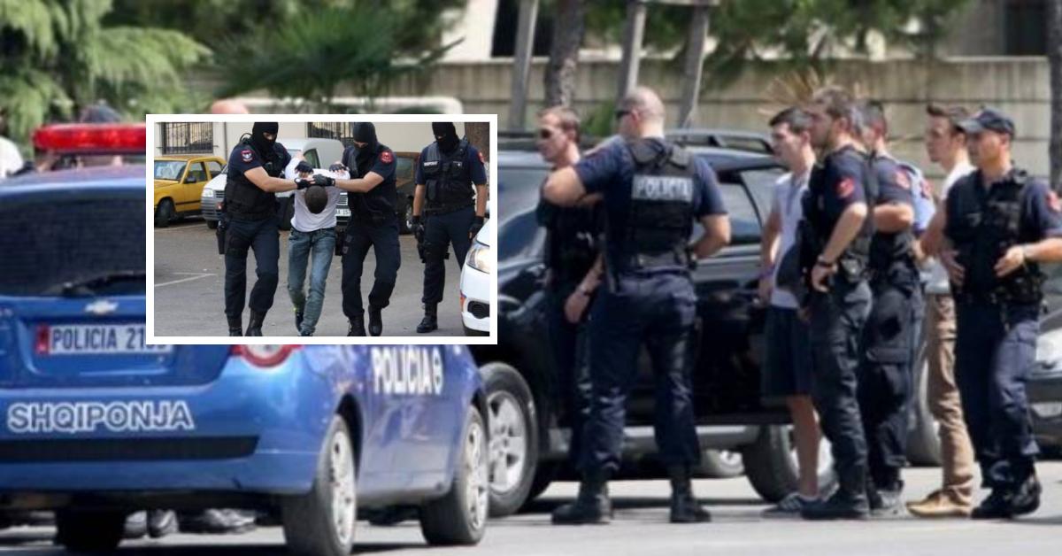 """Finalizohet """"Gracka"""", policia kap dy shkodranët që kishin mbushur makinën me fara kanabisi"""