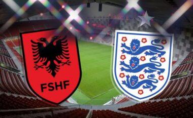 Formacionet zyrtare, Shqipëri-Angli
