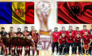 Andorra – Shqipëri, formacionet e mundshme: Cikalleshi-Manaj në sulm