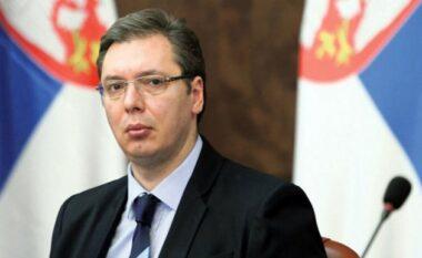 """Vuçiç: Po ndjek sondazhet e zgjedhjeve në Shqipëri, janë 2-3% larg, Basha e Berisha duan """"Shqipërinë Etnike"""""""